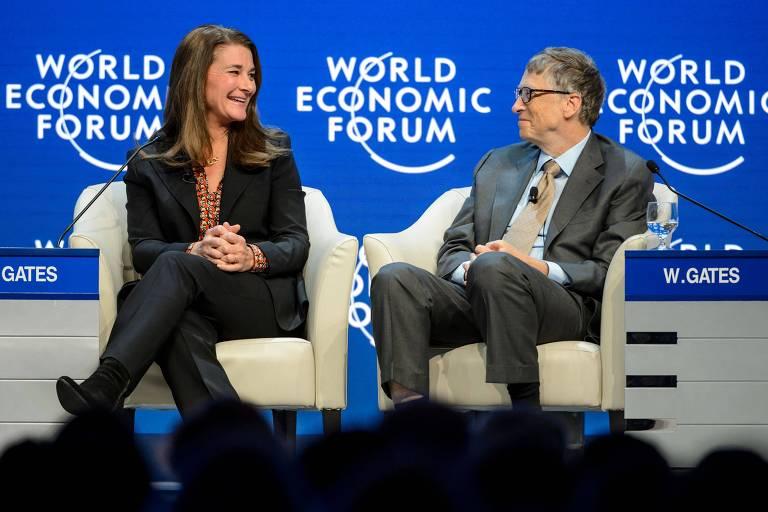 Bill Gates poderá tirar a ex-mulher, Melinda, de fundação filantrópica daqui a dois anos