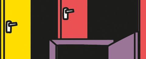Ilustração de Silvia Rodrigues para a coluna de Manuela Cantuária publicada em 10 de maio de 2021