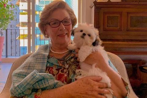 Guilhermina Soulié Franco do Amaral (1934-2021)