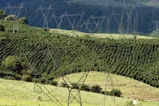 Linhas de transmissão de energia elétrica no Brasil