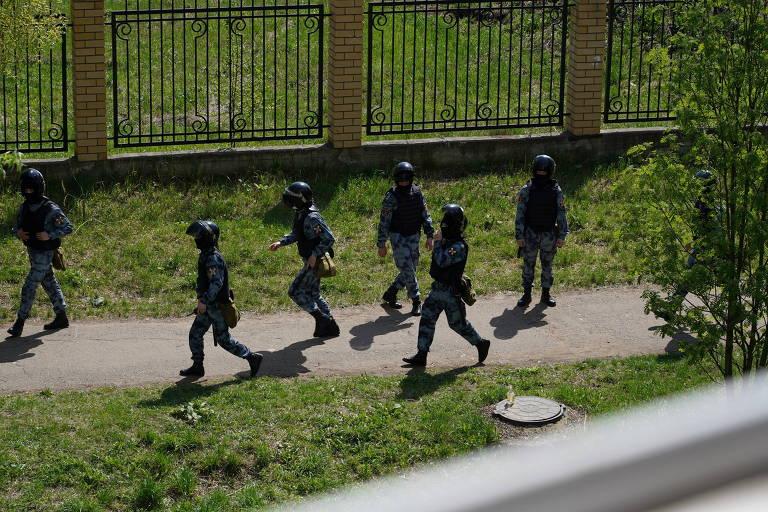 Ataque a tiros em escola na Rússia deixa ao menos 9 mortos