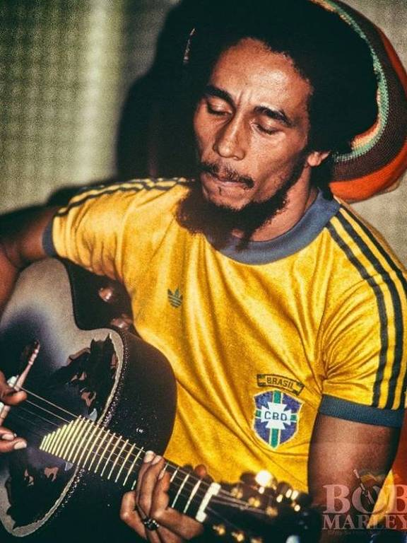 Bob Marley no Brasil