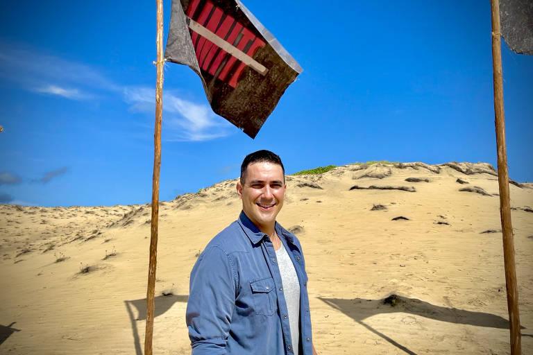André Marques é o apresentador de No Limite 2021
