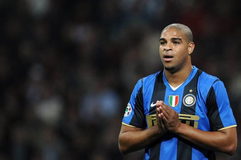 Adriano conta como morte do pai afetou vida e carreira no futebol