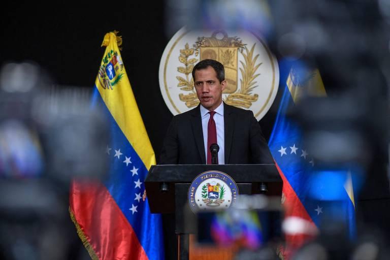 Guaidó propõe negociação a Maduro, com eleições em troca do fim de sanções