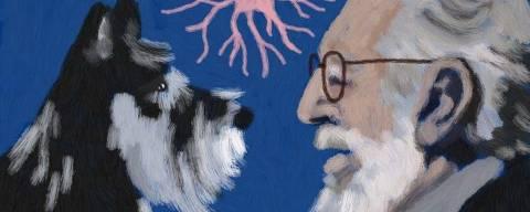 Por que os humanos têm Alzheimer e os cães não?