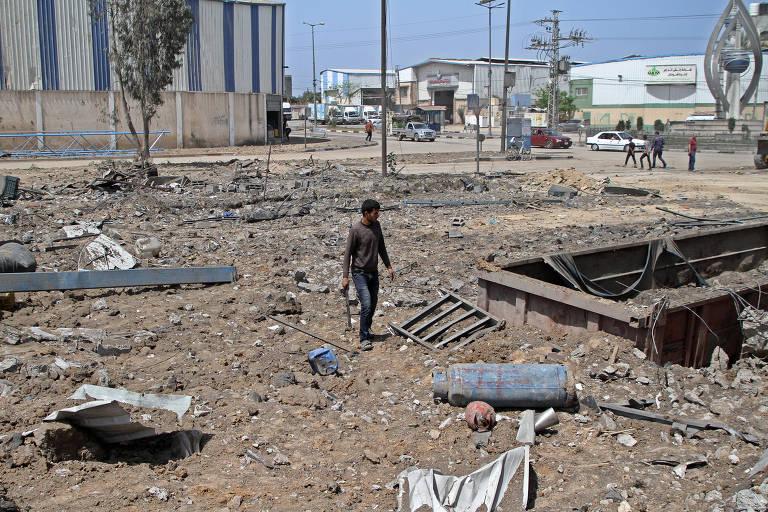 Enquanto mortes crescem em Israel e Gaza, comunidade internacional tenta conter alta da violência