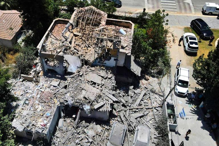 Povo de Gaza só terá vida normal quando estiver livre do Hamas