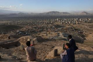 AFGHANISTAN-KABUL-ATTACK-NATIONAL MOURNING
