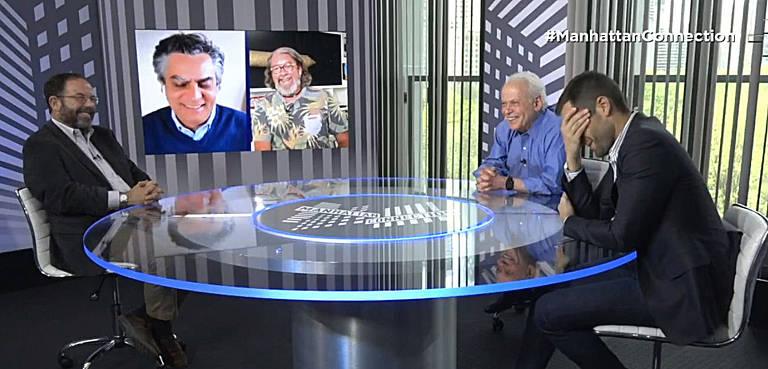 Programa Manhattan Connection (2021)