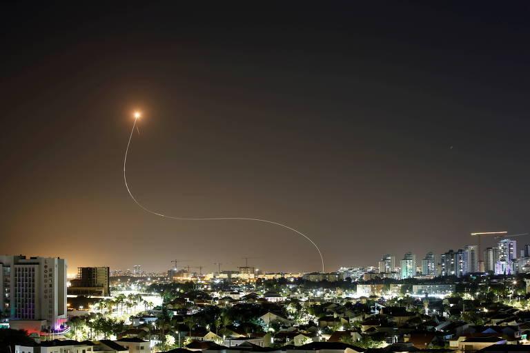 Entenda como funciona o sistema de Israel que intercepta mísseis no ar