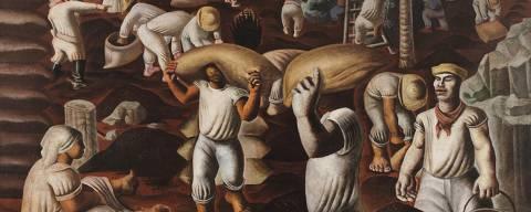 'Café' (1935), de Candido Portinari