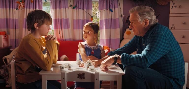 Cena do filme 'Em Guerra com o Vovô'