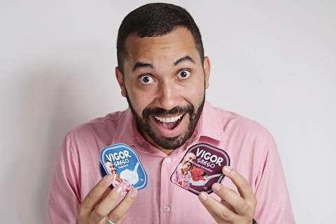 Após BBB, Gil vira Gil da Vigor em ação da marca de iogurtes