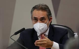 CPI DA COVID / PFIZER / VACINAS / PANDEMIA / SENADO / CARLOS MURILLO