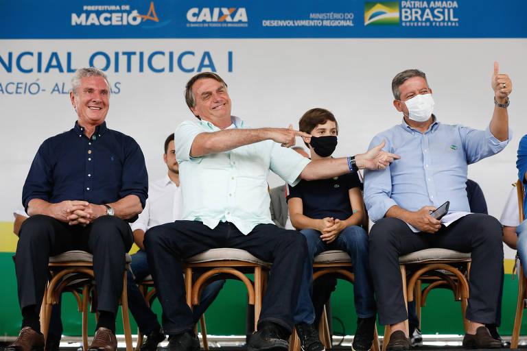 Aliado de Bolsonaro, PP faz jogo duplo e amplia espaço em governos de esquerda no Nordeste