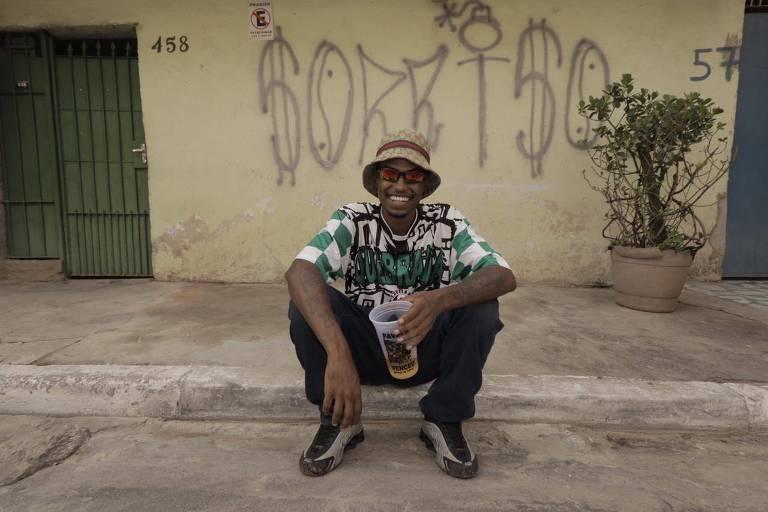 Lucas Martins vive no Capão Redondo e é dançarino