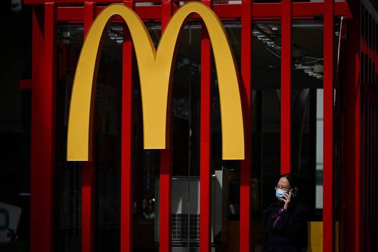 McDonald's eleva salários nos EUA na tentativa de atrair trabalhadores