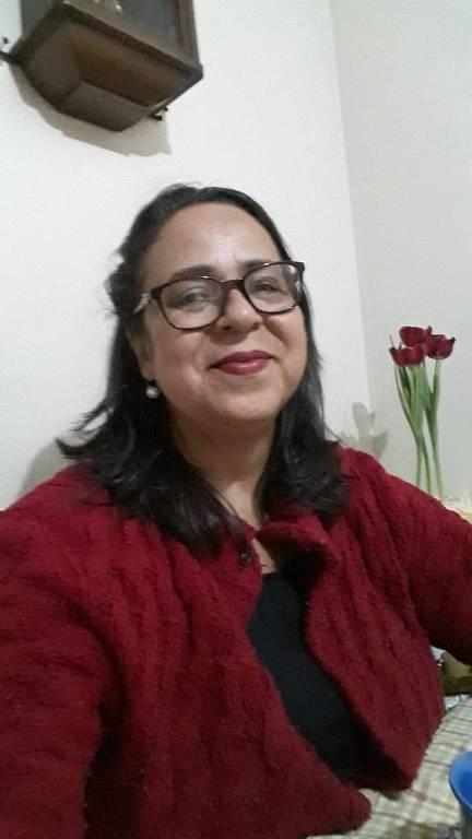 Keila Segui, que não vivem sem batom