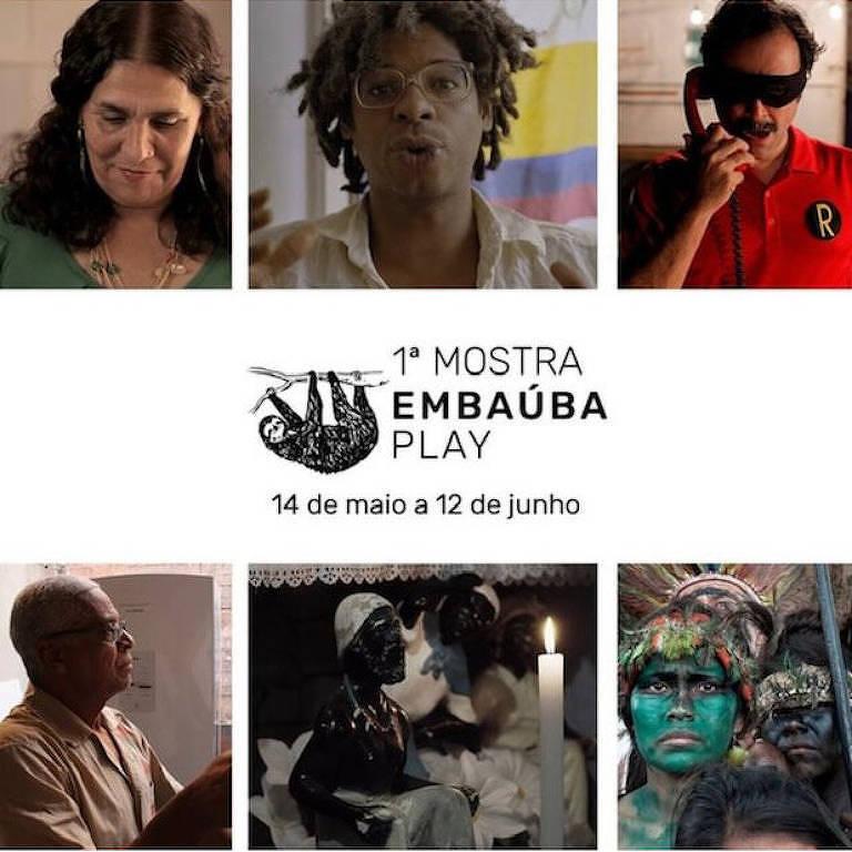1ª Mostra Embaúba Play