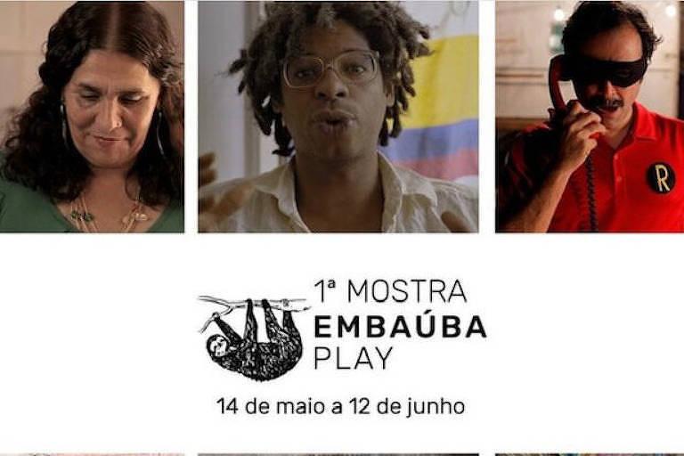 Mostra Embaúba Play oferece seleção gratuita com 80 filmes brasileiros