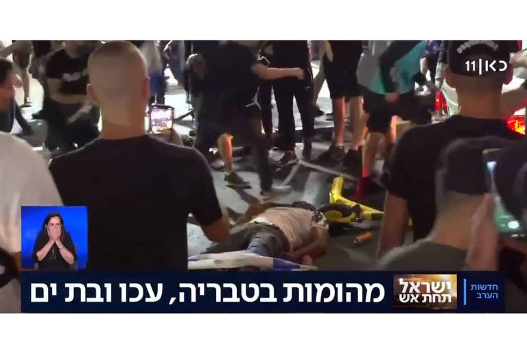 Linchamento afeta narrativa sobre Israel e os palestinos