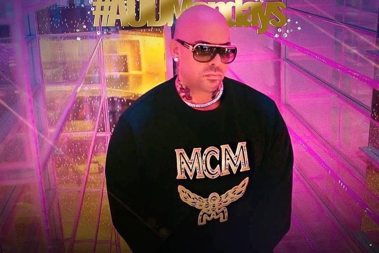 O rapper e produtor Mally Mall