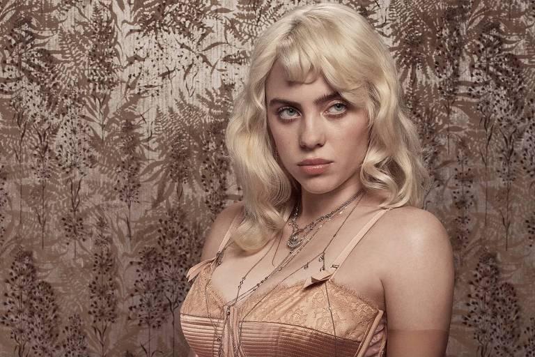 Billie Eilish em ensaio da Vogue britânica