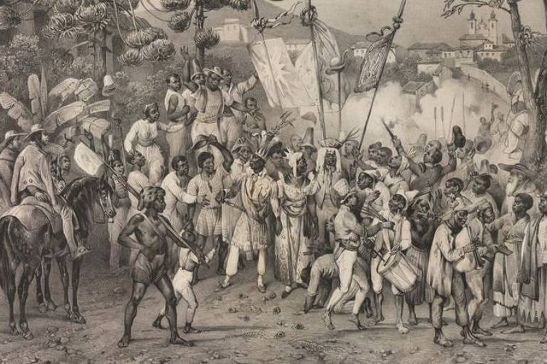 Em 1871, somente os beneditinos tinham um total de 4 mil escravizados