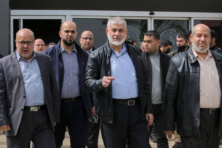 Hamas quer minar Acordos de Abraão, assinados entre Israel e países árabes