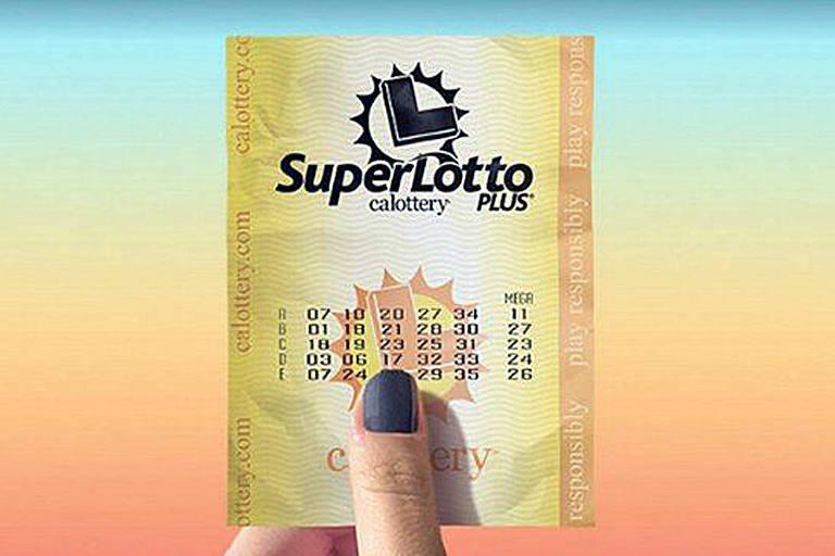 Mulher destrói bilhete premiado da Loteria da Califórnia