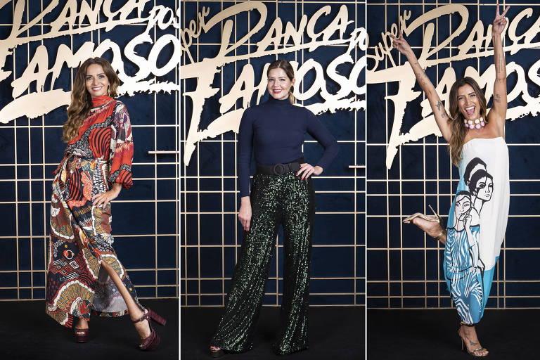 Super Dança dos Famosos começa com embate de atrizes: 'Gostoso relembrar'