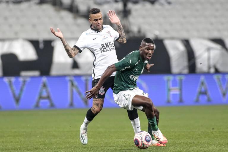 Abatido por goleadas, Corinthians enfrenta Palmeiras com humildade