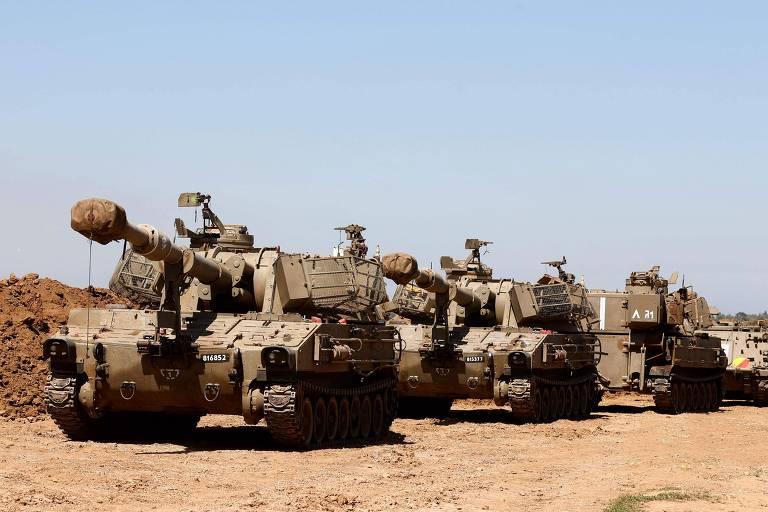 Ludibriada, imprensa divulgou invasão terrestre da Faixa de Gaza que não ocorreu