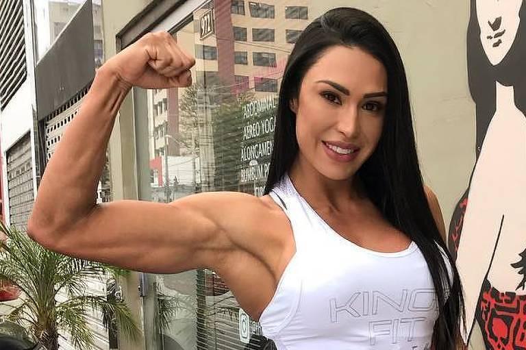 Gracyanne Barbosa é processada em R$ 260 mil por loja de suplementos