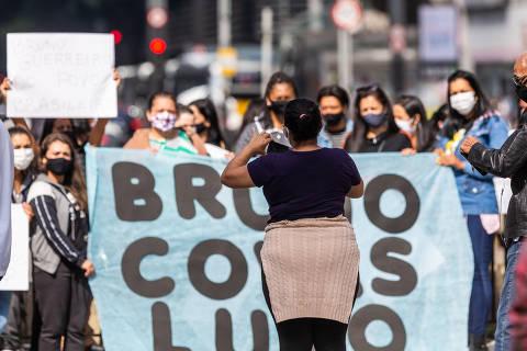 Familiares, políticos e apoiadores se despedem de Bruno Covas em velório na prefeitura