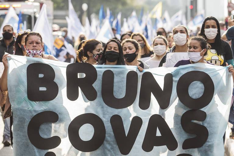 Prefeito Bruno Covas morre aos 41 em São Paulo