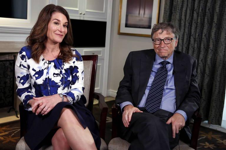 Muito antes do divórcio, Bill Gates tinha fama de comportamento questionável no trabalho