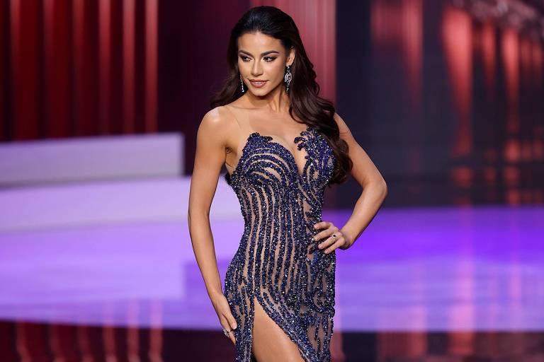 Vice-Miss Universo, Julia Gama afirma: 'Me sinto muito vitoriosa'
