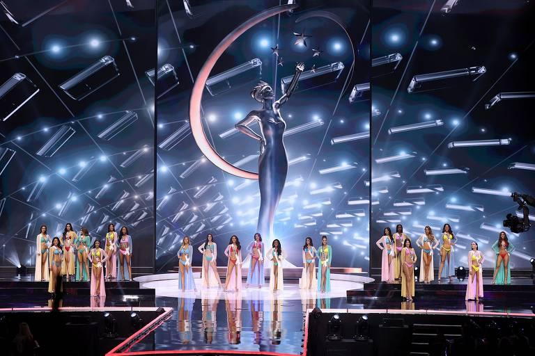 Veja fotos da final do Miss Universo 2020