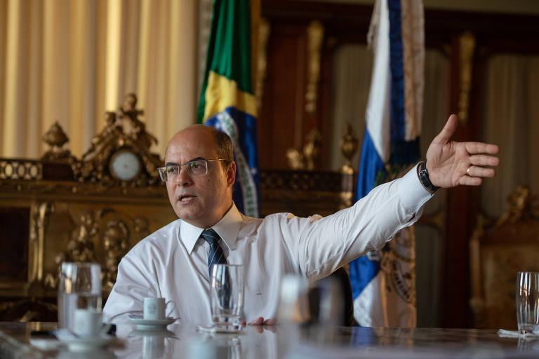 Ex-governadores do Rio de Janeiro acusados de corrupção
