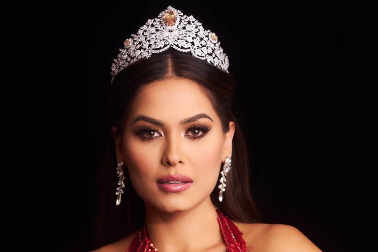 Andrea Meza, eleita Miss Universo 2020