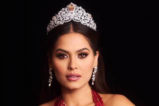 Headline: 69th Miss Universe Competition� - Winner Portraits