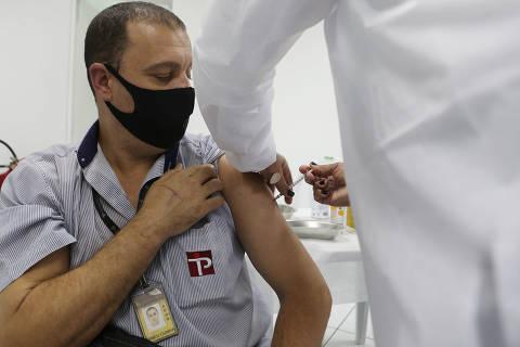 Confira os grupos incluídos na campanha de vacinação contra a Covid em São Paulo