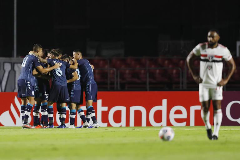 São Paulo prioriza saída da fila e adia confirmação de vaga na Libertadores