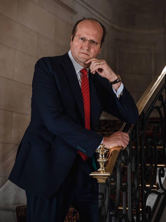 O advogado e empreendedor Nelson Wilians
