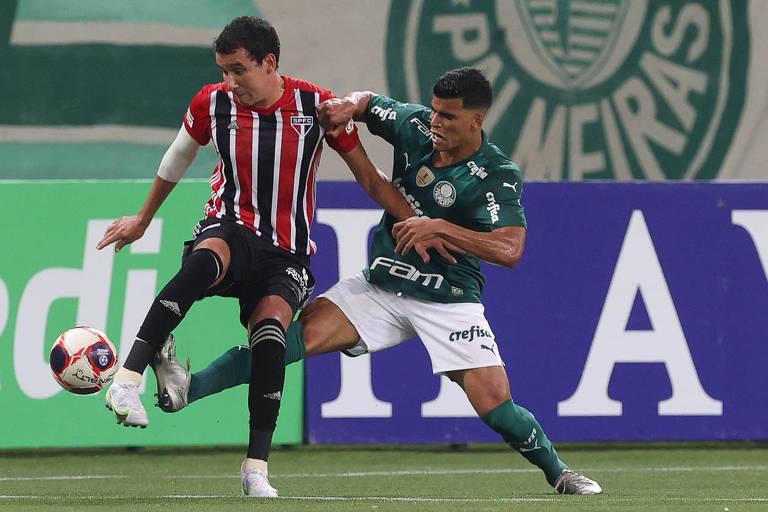 Atual campeão, Palmeiras recebe o São Paulo nesta quinta (20), no Allianz