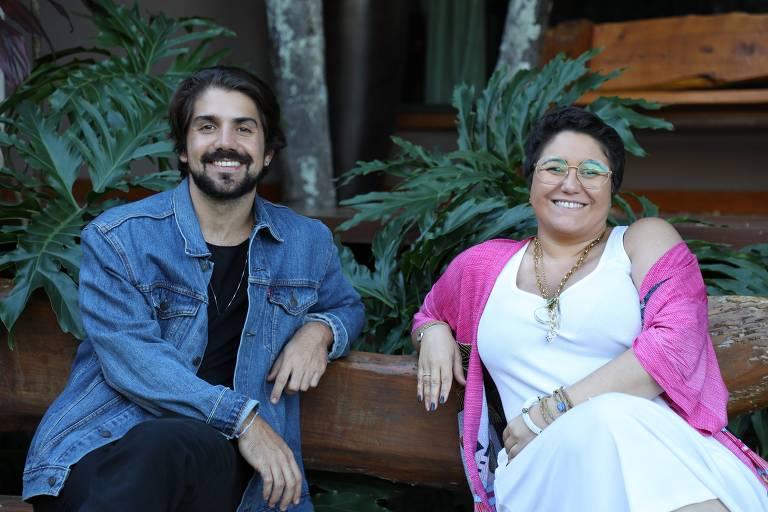 Maria Rita produz 'Odoyá', novo single do cantor Gabriel Gonti