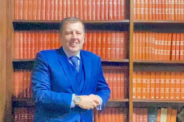 Alan Bousso - Advogado, é especialista em direito imobiliário e sócio de Cyrillo & Bousso