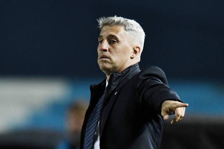 Os técnicos estrangeiros da Série A do Campeonato Brasileiro